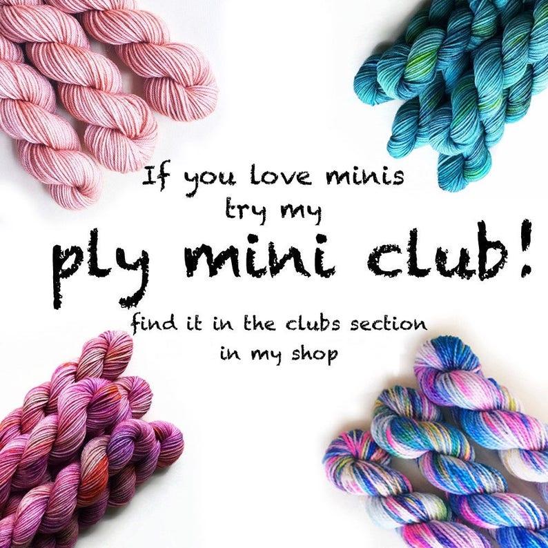 pale rouge light pink yarn merino wool knitting embroidery choose yarn base BLUSH HOUR hand dyed yarn mini skein sock fingering dk yarn