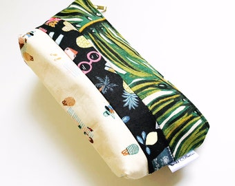Small Makeup Bag, Travel Bag for Women, Cosmetic Bag, Unique Gift Women