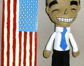 Handmade President Barack...