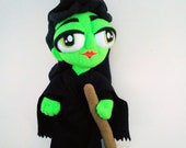 Wizard of Oz Witch Stitch...