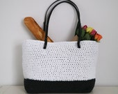 Handmade Crochet Bag - 10...