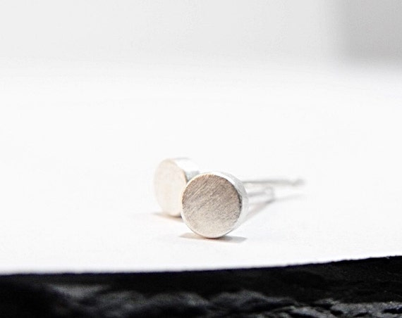 Silver Stud Earrings, Silver Post Earrings, Sterling Silver Earrings, Tiny Earrings, Small Round Posts Mothers Day Gift For Her