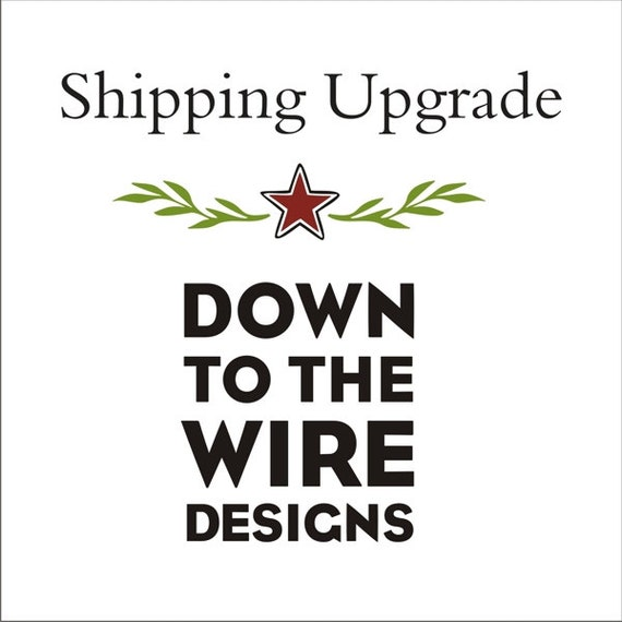 Shipping Upgrade - Expedited International Shipping
