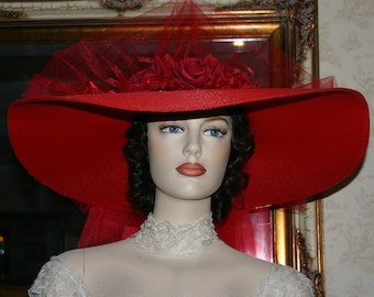 Southern Belle Hat