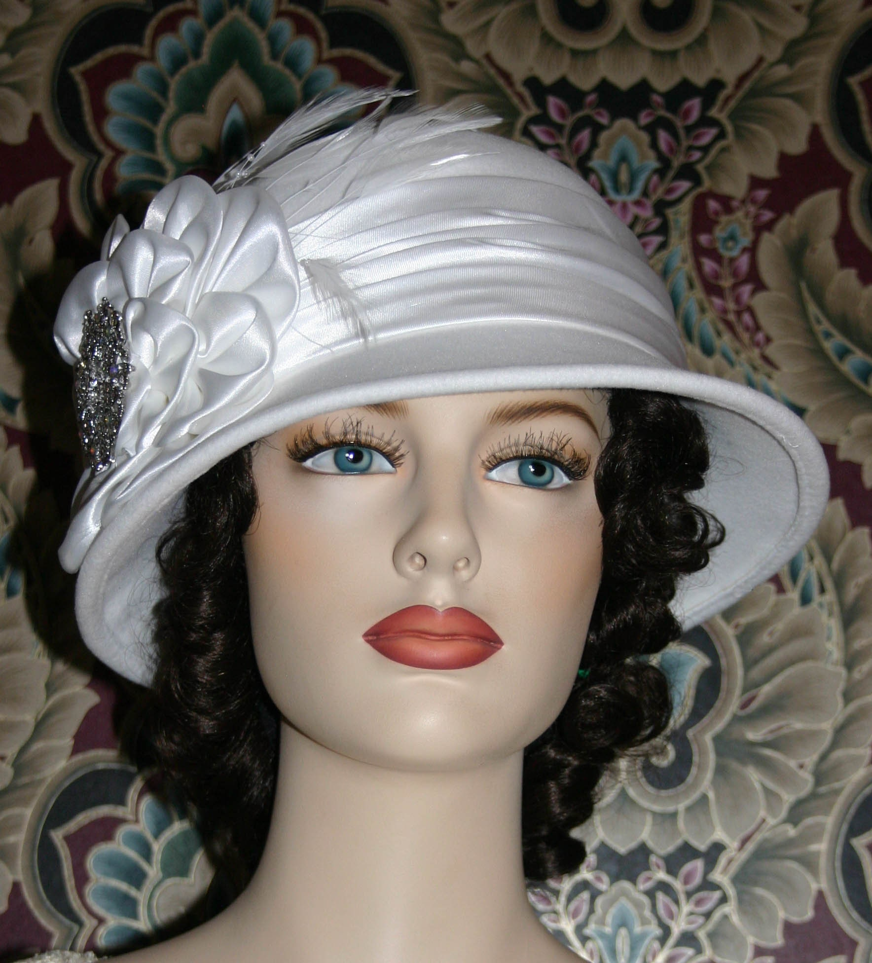 Downton Abbey Flapper Hat 4b30ad9bfe0