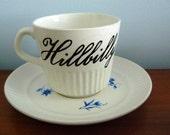 Hillbilly teacup