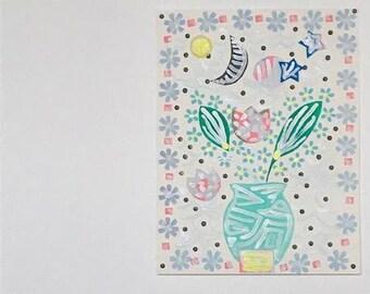 Original Moonlight Print - 2019