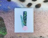 Smudge Stick Greeting Card - 2019