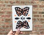Monarchs Card - 2018