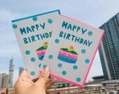 Happy Birthday Card - 2018