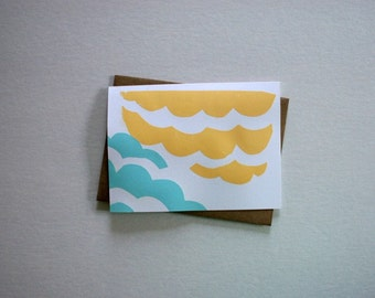 Sun and Water Card 2010