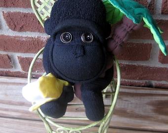 Sock Gorilla PDF Pattern & Tutorial