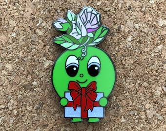 Holiday Joy - Hard Enamel Pin