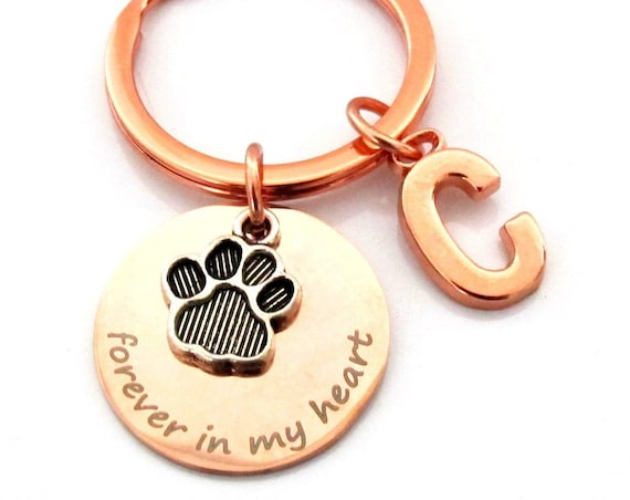 Pet Memorial Keychain,Memory of Pet,Pet Remembrance,Dog Memorial,Personalized Pet,Loss of Pet,Dog Loss Gift,Pet Tag Gift,Free Shipping USA
