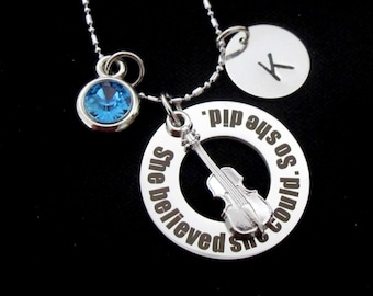 Cello necklace, Musical instrument necklace,Cello instructor Cello student ,Violin recital Gift- Gifts for Musician, Music team gift