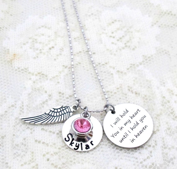 Memorial gift, Lloss of loved one, Ccondolence gift, Sympathy Gift for Her, Bereavement gift,Remembrance Gift,Memorial Necklace,Funeral gift