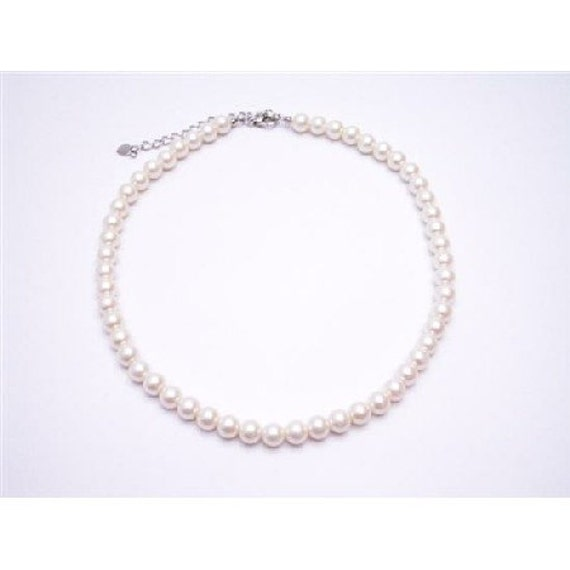 Ivory Necklace 20 Inches Jewelry Gift Free Shipping In USA