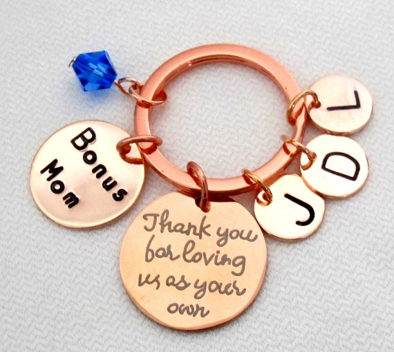 Stepmom gift, Mother in law gift,Bonus Mom gift,Bonus Dad,Step Dad gift,Godmother Gift,Godfather gift,Foster Parent Gifts,Free Shipping USA