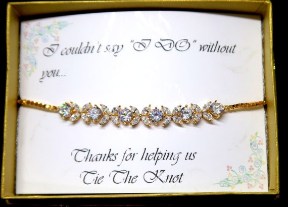 Cubic Zirconia,Gold Bridal Bracelet,Rose Gold Wedding Bracelet,Wedding Bridal Jewelry, Bridesmaid gift, Maid of Honor gift,Free Shipping USA