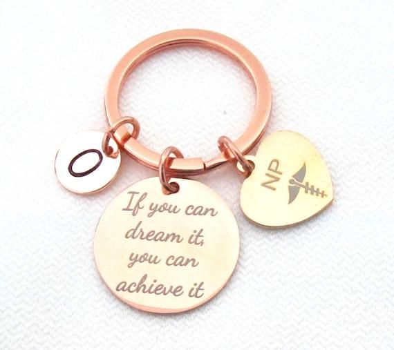 Nurse Practitioner gift,Graduation gift for Nurse,Nurse keychain, Nurse gifts,RN Nurse gift,NP nurse graduate gift, BSN,Nursing Student gift