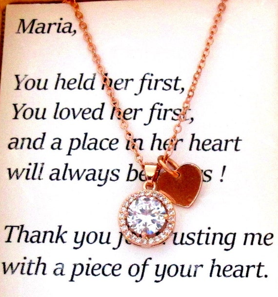Mother of the Groom  Gift from Groom, Mother of the Bride Gift from Bride,Gift for girlfriend,Future Mother In Law Gift Free Shipping in USA