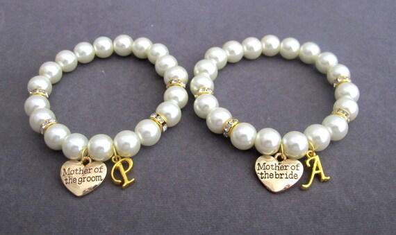 Gold Bracelet Mother's Gold Bracelet ,Mother of Groom Bracelet,Mother of Bride gift,Mother of Groom Gift,Bridesmaid Jewelry,Bridal Gift,