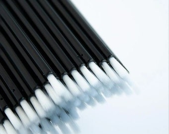 Mini Paint Brushes - Set of 60