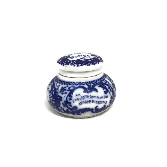 Antique Countie of Boston Jar