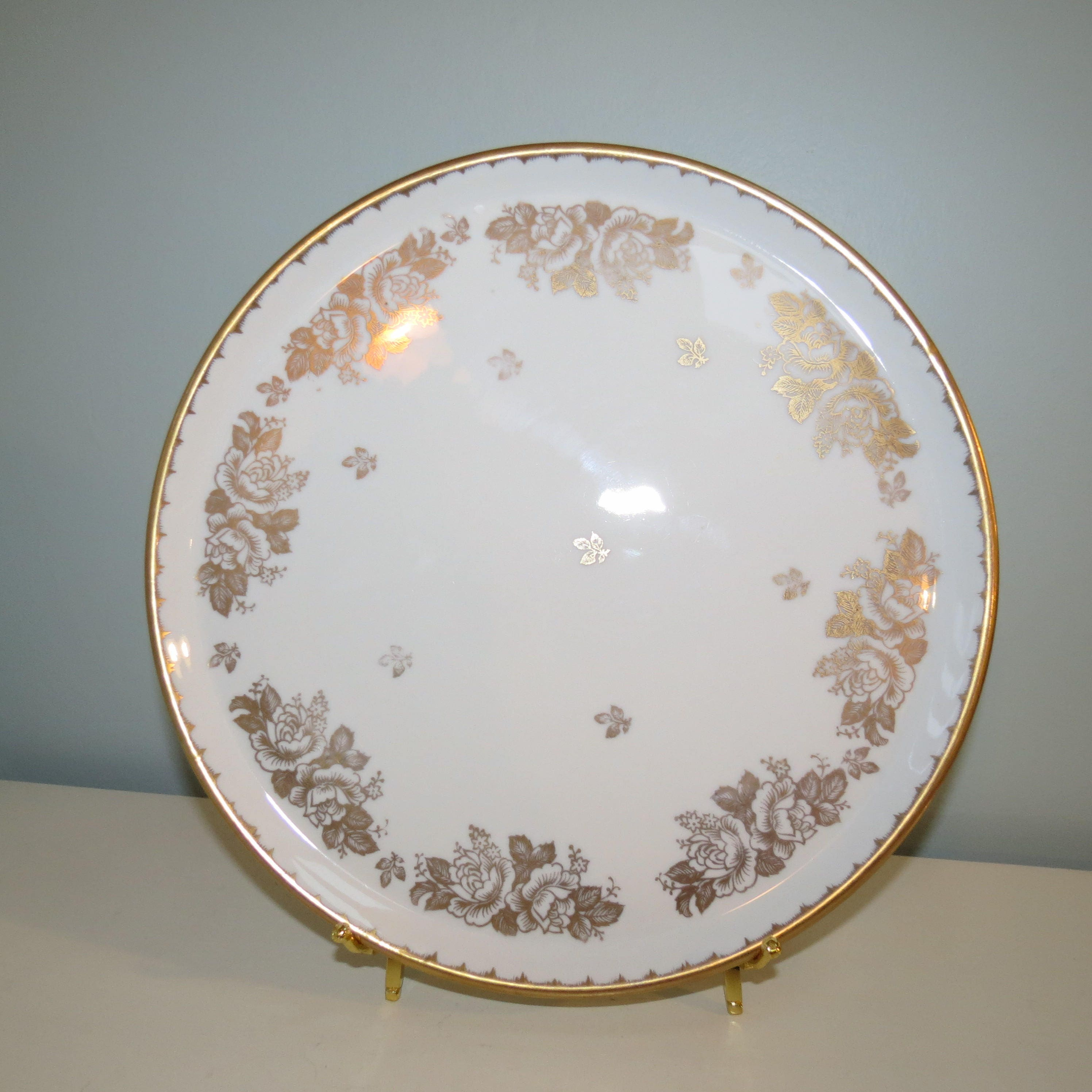 Antique Revol Porcelain China Plate
