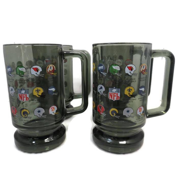 1970s NFL Mugs