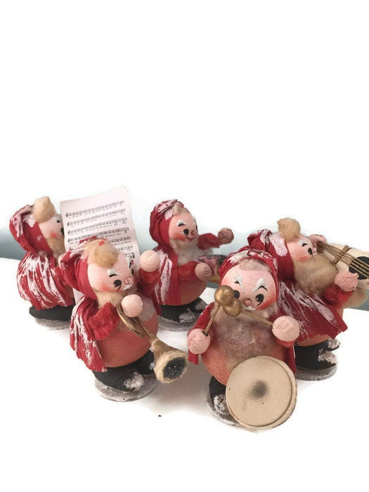 Image 3 of Vintage Christmas Musicians