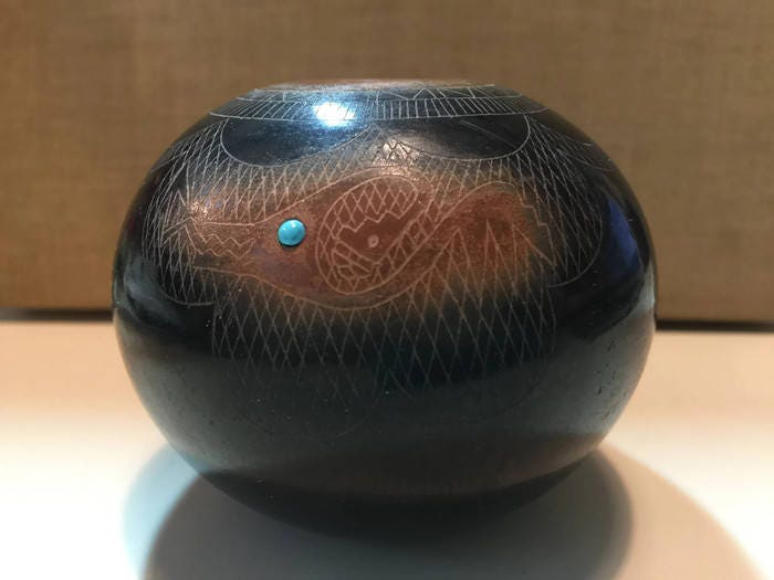 Image 7 of Vintage Native American Pottery