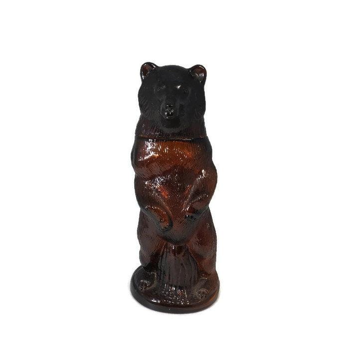 Image 4 of Vintage Kodiak Bear Bottle