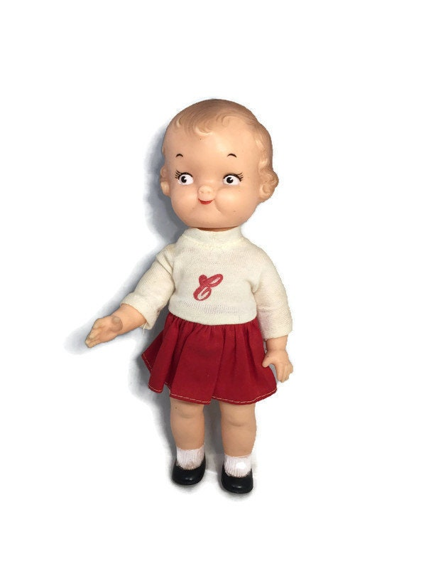 Mid Century Campbells Soup Doll