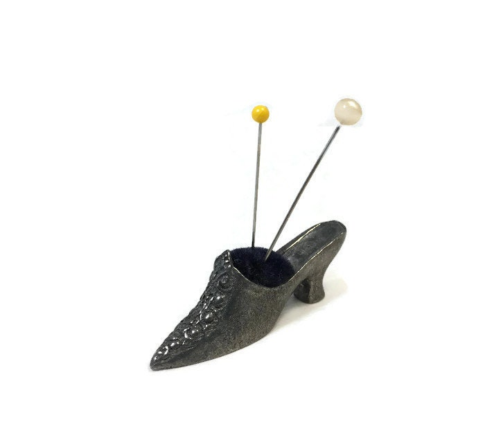 Miniature Shoe Pin Cushion