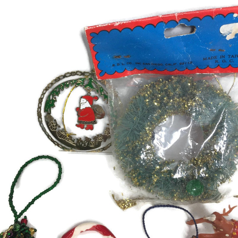 Image 9 of Vintage Christmas Ornaments