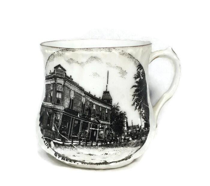 Antique Hyannis Massachusetts Souvenir Cup