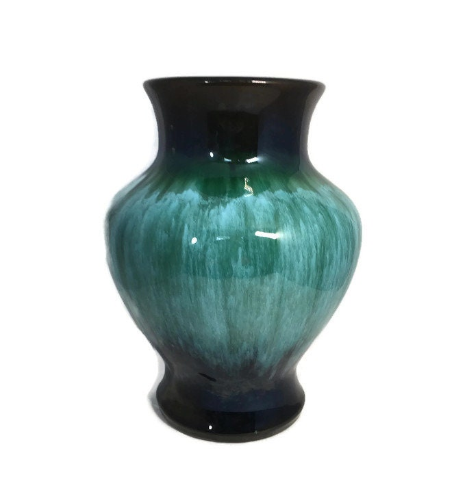 Image 2 of Vintage Blue Mountain Pottery Vase