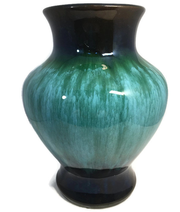 Image 9 of Vintage Blue Mountain Pottery Vase
