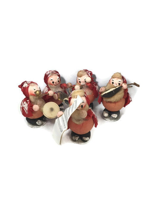 Image 0 of Vintage Christmas Musicians