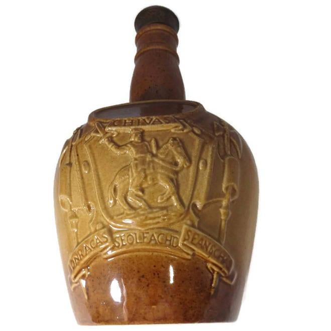Image 4 of Vintage Chivas Royal Doulton Ceramic Decanter