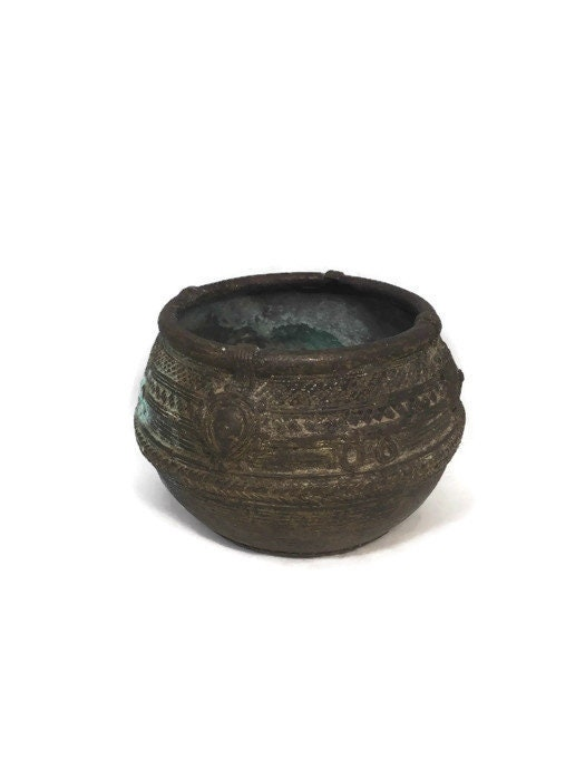 Vintage Indian Ceremonial Pot