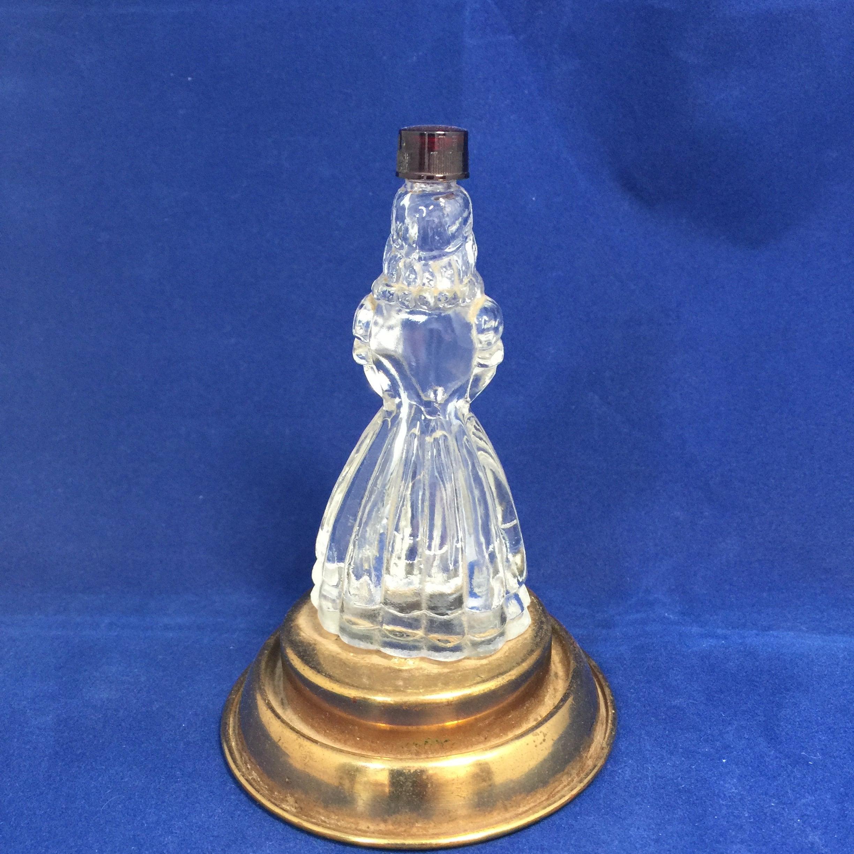 Image 2 of Vintage Southern Belle Glass Bottle