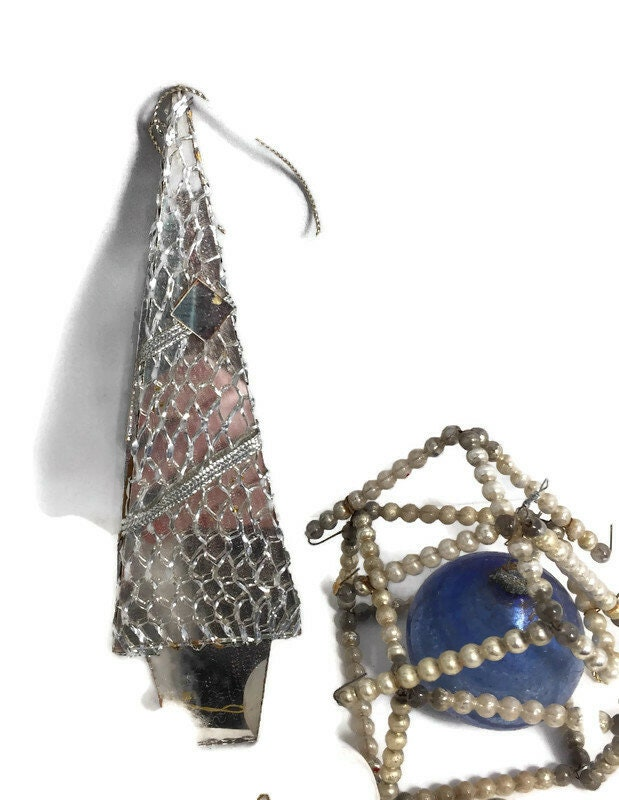 Image 1 of Vintage Christmas Ornaments