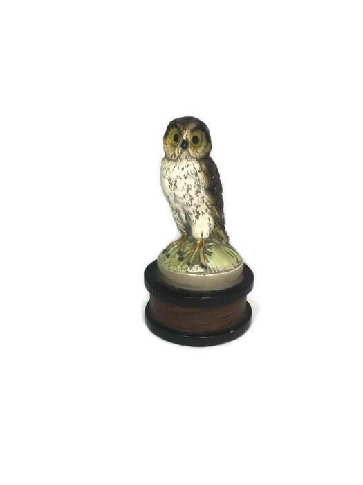 Vintage Owl Bottle Opener
