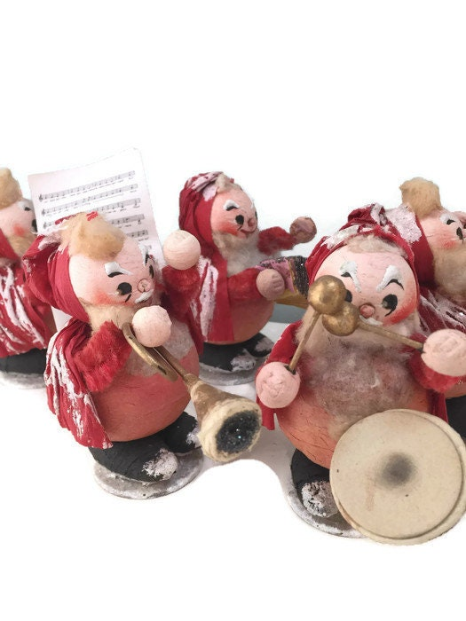 Image 4 of Vintage Christmas Musicians