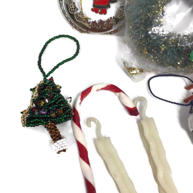 Image 3 of Vintage Christmas Ornaments