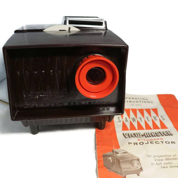 Vintage Sawyers View Master Standard Projector