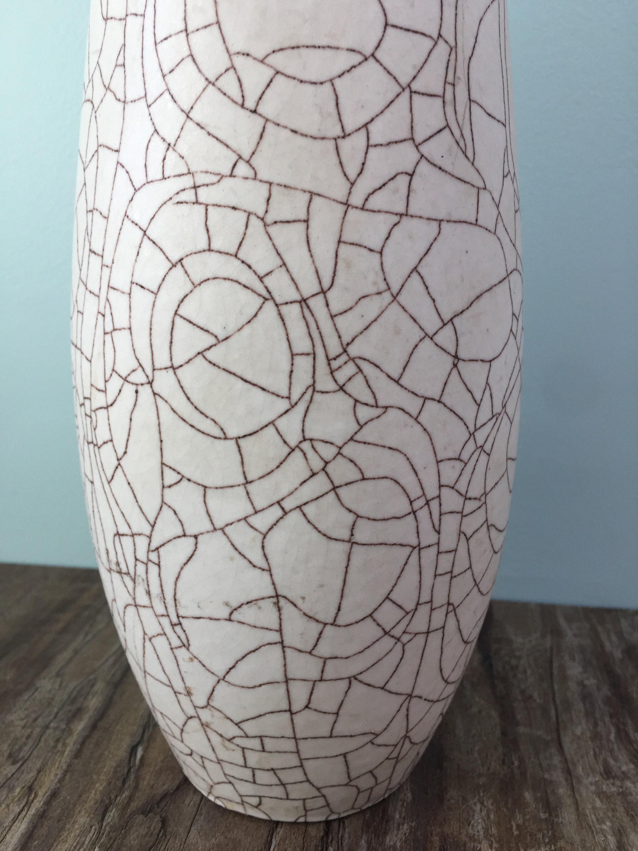 Image 7 of Vintage Western Germany Pottery Vase