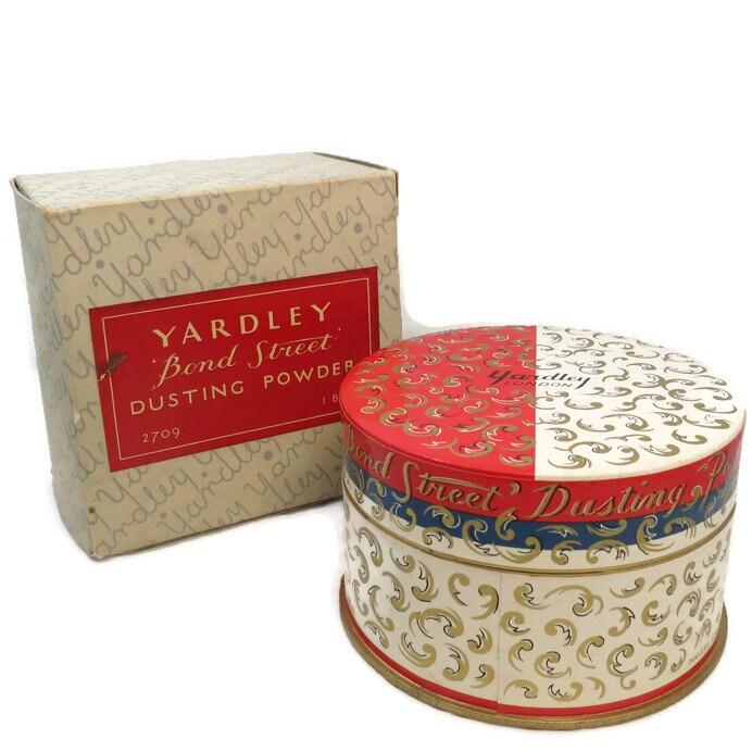 Vintage Yardley of London Dusting Powder